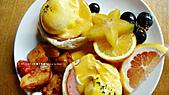 【驢子餐廳】太幸福了:有蛋有肉還有飯後水果