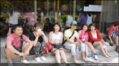 【段純真-牛肉麵】愛吃鬼新竹一日遊:好熱的天~我們在排隊