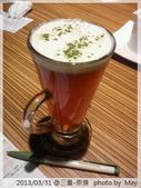 【原燒】三重龍門店-婚前的小聚餐:小平點的:紅蓋茶 (相信大家都知道綠蓋茶館.就是那個FU)