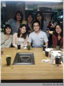 【原燒】三重龍門店-婚前的小聚餐:圍繞小平這一圈是高中同學~你今天居然被女人包圍了!!