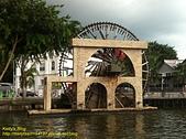 Melaka River:red house142.JPG