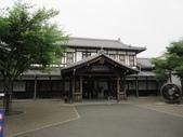 日本京都自助20150613(二)–梅小路蒸気機関車館:梅小路蒸気機関車館