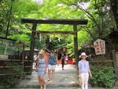日本京都自助20150615(二)–嵐山竹林小徑、野宮神社:野宮神社