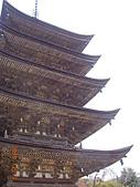 日本廣島、山口自助20101212(六)–瑠璃光寺五重塔、香山公園:五重塔