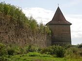 俄國古城堡:Shlisselburg