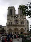 Paris (06.2008):巴黎聖母院 (Notre Dame De Paris)