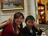 彼得堡生活 (2009):淑華來俄國,在Hotel Europe飲茶喝咖啡吃點心,還有聊天