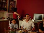彼得堡生活 (2009):在Tom家慶祝他的四十歲大生日(25.07.2009)