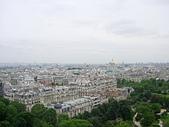 Paris (06.2008):巴黎鳥瞰
