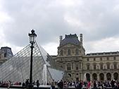 Paris (06.2008):羅浮宮
