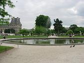 Paris (06.2008):巴黎的一座公園