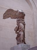 Paris (06.2008):羅浮宮的勝利女神