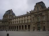 Paris (06.2008):De Louvre