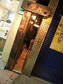 窄門咖啡:窄門入口.JPG