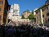 羅馬旅遊:西班牙廣場2.jpg