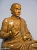詹志評老師的精緻神佛像系列木雕作品:台南精緻神佛像 ~ 詹志評老師的木雕作品