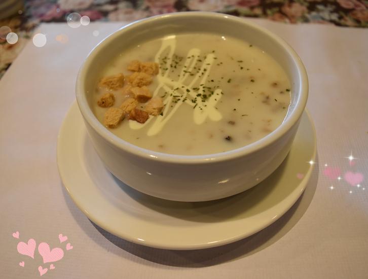 舞動味蕾:法式野菇濃湯