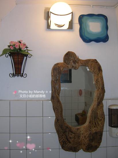 木雕教室:創意浴室鏡