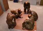 藝術展覽相關:陳正雄的雕塑作品