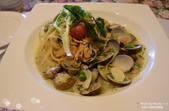 舞動味蕾:香蒜白酒蛤蜊麵