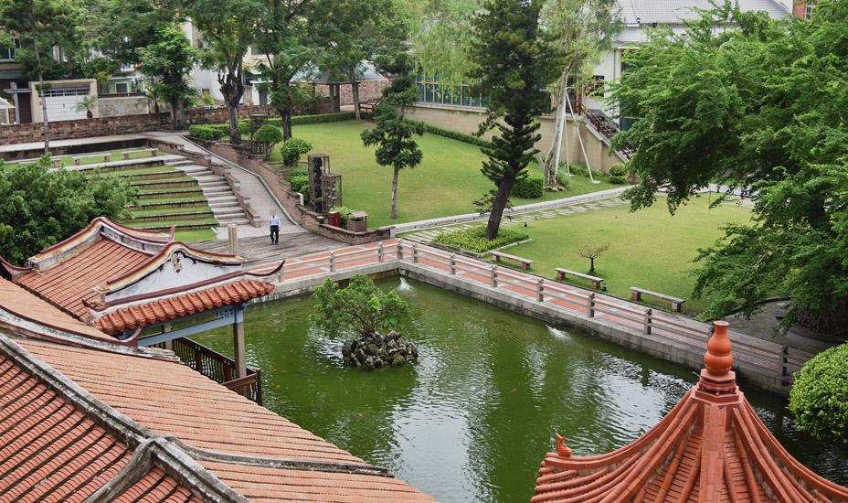 舞動味蕾:台南 ~ 吳園藝文中心