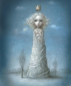 Nicoletta Ceccoli:Beautiful Nightmares ~ Nicoletta Ceccoli