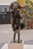 藝術展覽相關:Takehito Fuji 的雕塑作品