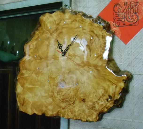 創意時鐘 - 木雕教室