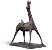 木雕藝術講座:賈克梅第 ( Alberto Giacometti ) 的作品