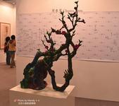 藝術展覽相關:周春芽 的雕塑作品