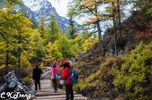 20151017大香格里拉稻城亞丁之旅-3:珍珠海步道