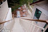 芎林飛鳳山心鮮森林休閒莊園餐廳:主廳二樓室外