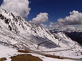 西藏風采人文:巴朗山雪景