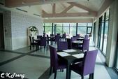 芎林飛鳳山心鮮森林休閒莊園餐廳:主廳二樓