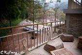 芎林飛鳳山心鮮森林休閒莊園餐廳:後段餐飲區
