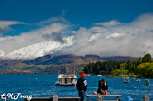20141029紐西蘭夢幻之旅(三)瓦那卡湖與庫克山踏雪:瓦那卡湖