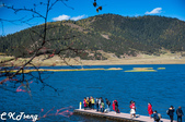 20151022大香格里拉稻城亞丁之旅-4:中甸普達措國家公園-碧塔海3580m