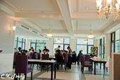 芎林飛鳳山心鮮森林休閒莊園餐廳:主廳為綠芳園餐飲連鎖