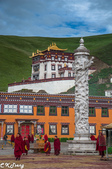 20160710探秘川甘青環線之二-黃河源頭:石渠色須寺