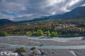 20141029紐西蘭夢幻之旅(三)瓦那卡湖與庫克山踏雪:庫克山下村莊