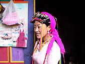 稻城亞丁香格里拉:丹巴嘉絨藏族美女