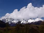 西藏風采人文:含羞的四姑娘山6200m