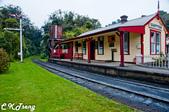 20141029紐西蘭夢幻之旅(三)瓦那卡湖與庫克山踏雪:仙蒂鎮火車站