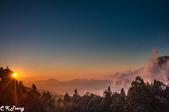 20161210阿里山知性之旅:阿里山賓館-日落