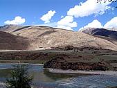 西藏風采人文:甘孜河道風情