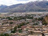 西藏風采人文:甘孜城街道