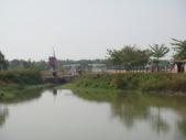 台南景點------德元埤荷蘭村、葫蘆埤: