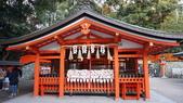 日本自助旅行----伏見稻荷、二条城: