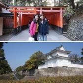日本自助旅行----伏見稻荷、二条城:相簿封面