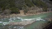 日本自助旅行-----嵐山:沿路的風景很美